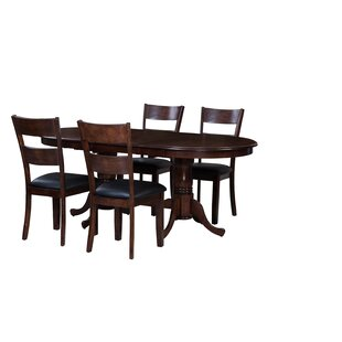 Princeton 5 Piece Dining Set by TTP Furnish