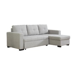 Lillianna Sleeper Sectional by Zipcode Design Sale