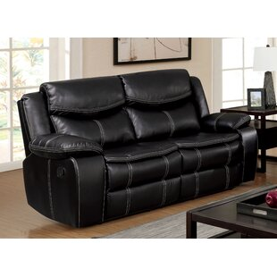 Shop Blackledge Reclining Loveseat by Red Barrel Studio