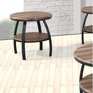 Great Price Mccormick End Table (Set of 2) By Union Rustic