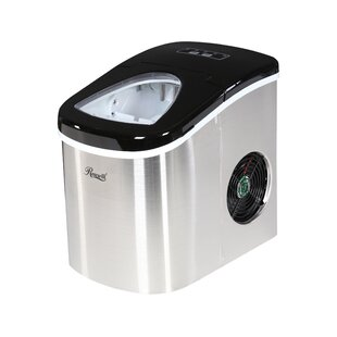 26.5 lb. Daily Production Portable Ice Maker