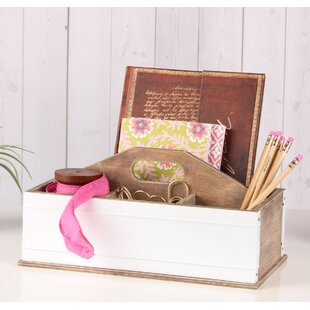Industrious Desktop Office Supply Caddy Organizer by Kate and Laurel