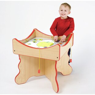 Savings Veggie Kids Face Activity Table ByPlayscapes