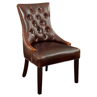 Ahearn Upholstered Dining Chair (Set of 2)