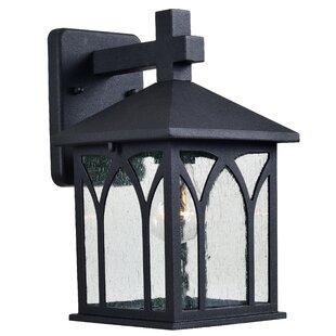 Talmadge 1-Light Outdoor Wall Lantern by Wildon Home?