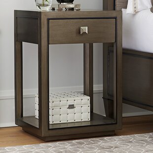 Bargain Ariana Margaux 1 Drawer Nightstand by Lexington