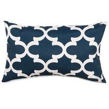 Vichy Indoor/Outdoor Lumbar Pillow