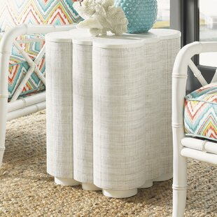 Ivory Key End Table