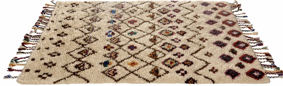 Anger Handwoven Wool Rug