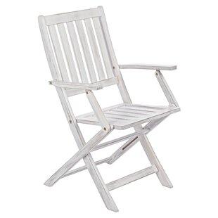 Pea Ridge Folding Garden Chair (Set Of 2) By Beachcrest Home