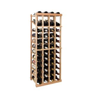 Vintner Series 48 Bottle Floor Wine Rack ..