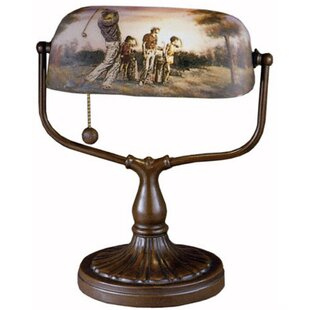 Nance Golf Bankers 17 Table Lamp