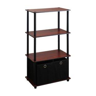 Joyner Standard Bookcase by Rebrilliant