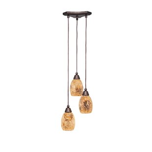 Red Barrel Studio Nessa 3-Light Pendant