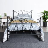 Corben Twin Platform Bed by Charlton Home®