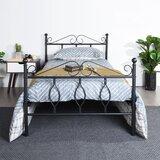 Crites Twin Platform Bed by Rosalind Wheeler
