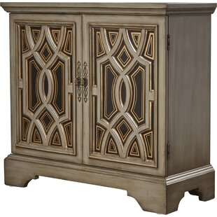 Parvin 2 Door Cabinet by World Menagerie