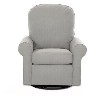 Suffolk Swivel Glider By Klaussner Furniture