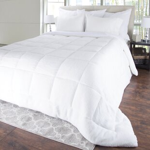 Sherpa All Season Down Alternative Comforter