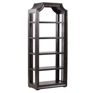 Bernie Bunching Etagere Bookcase By Canora Grey
