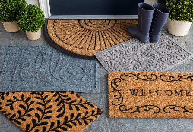 Must-Have Welcome Mats