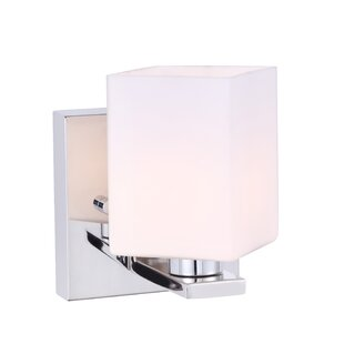 Cousin 1-Light Bath Sconce by Orren Ellis