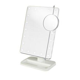 Rebrilliant Portable Makeup/Shaving Mirror
