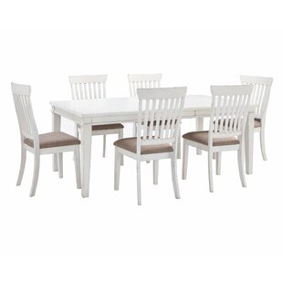 Milla 7 Piece Extendable Dining Set
