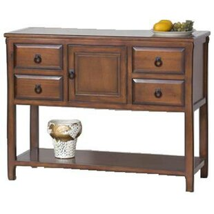 Darby Home Co Hartlyn Wooden Console Table