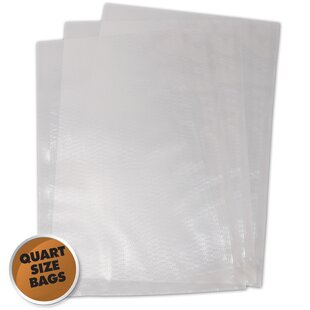 1 Quart Vacuum Sealer Bag (Set of 100)