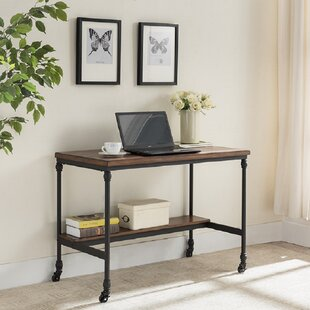 Lenwood Writing Desk by Three Posts