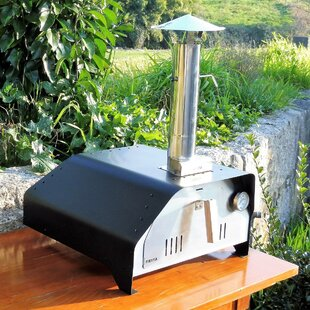 Piercy Portable Pizza Oven Kit By Sol 72 Outdoor
