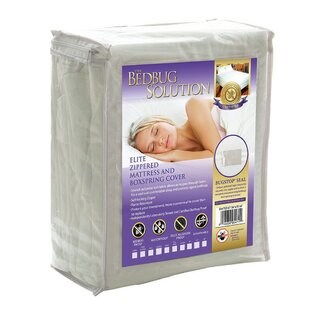 Zippered Mattress Protector by Alwyn Home Best