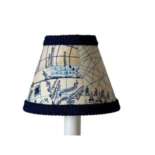 Santa Maria 11 Fabric Empire Lamp Shade