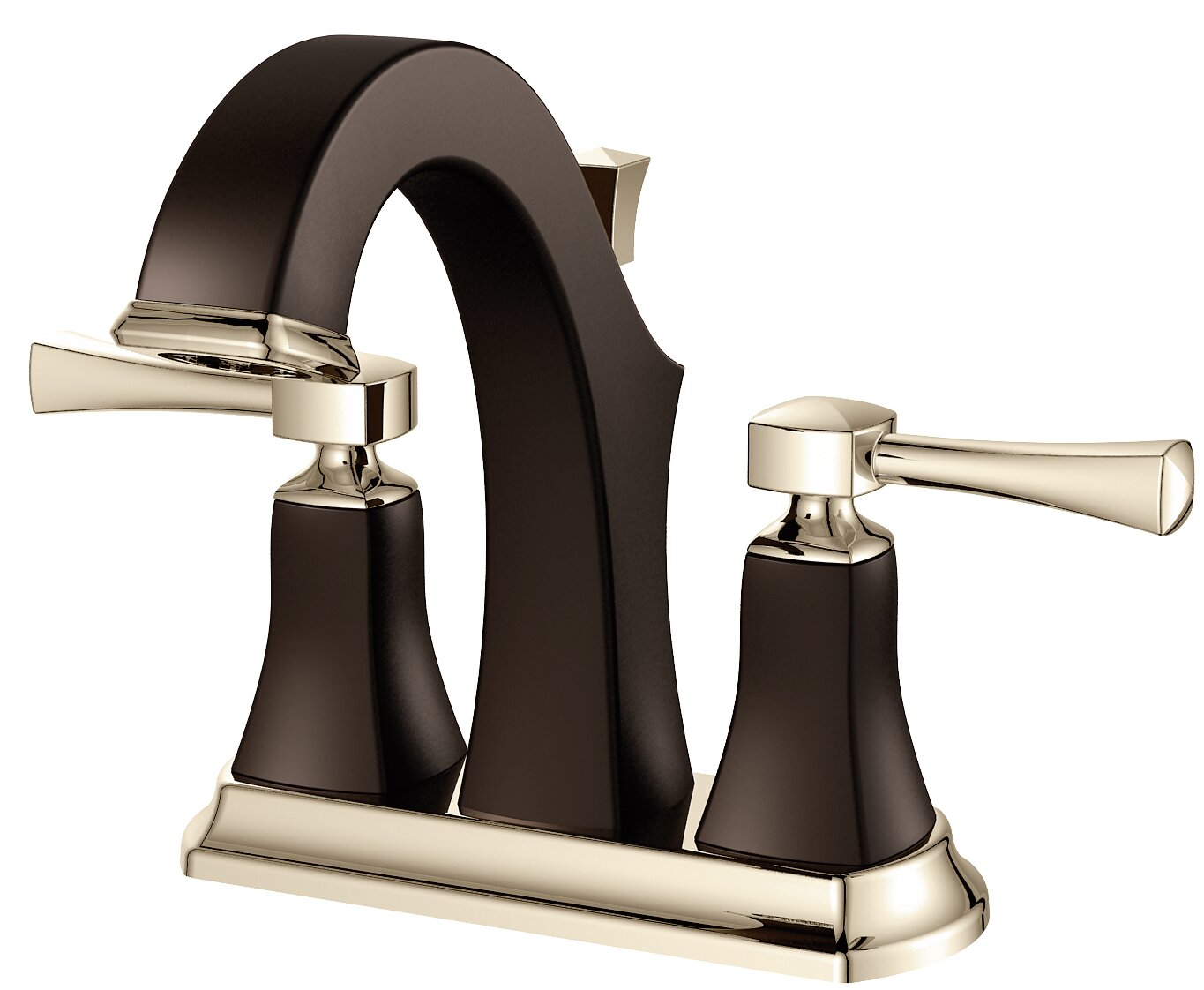 Bathroom Faucets.Ucore Centerset Bathroom Faucet With Drain Assembly Reviews