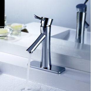 ANZZI Sage Standard Lever Bathroom Faucet with Drain Assembly