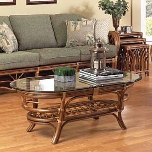 Affordable Antigua Coffee Table by Boca Rattan Reviews (2019) & Buyer's Guide