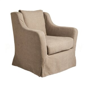 Matthew Swivel Armchair by Aidan Gray