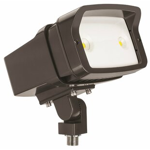Lithonia Lighting OFL 24-Watt LED Outdoor Security Flood Light