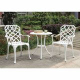 Highline 3 Piece Bistro Set