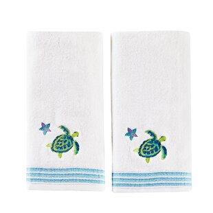 Zaliki Cotton Hand Towel (Set of 2)
