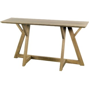 Check Prices Badgett Console Table By Foundry Select