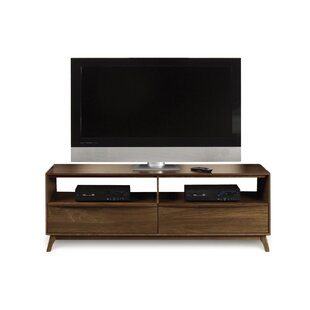 Best Reviews Catalina TV Stand for TVs up to 65 by Copeland Furniture Reviews (2019) & Buyer's Guide