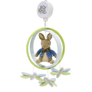 Peter Rabbit Musical Mobile