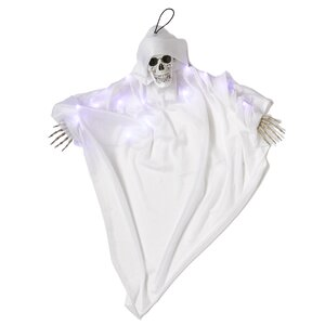 Hanging Ghoul Lighted Display