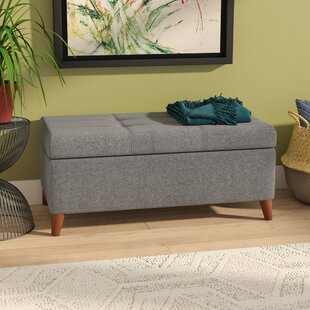 Uxbridge Tufted Storage Ottoman