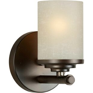 Affordable Blackledge 1-Light Wall Sconce By Charlton Home