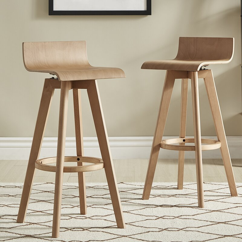 Dery 29 Swivel Bar Stool