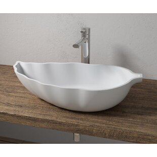 Affordable Stone Specialty Vessel Bathroom Sink By InFurniture
