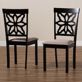 Rohrbach Queen Anne Back Side Chair (Set of 2) by Alcott Hill®